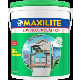 Sơn Nước Maxilite tuogh Ngoài Trời bề mặt mờ  A919   18l