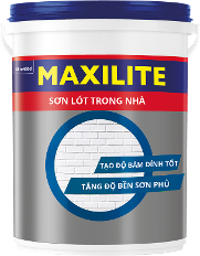 Sơn Lót Nội Thất  Maxilite ME4 - 75007 Hiệu Quả Kinh Tế Thùng 18l