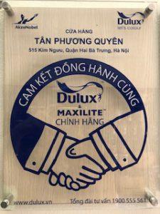 SƠN CHÍNH HÃNG, GIÁ CẠNH TRANH, SAI 01 ĐỀN 10, Địa chỉ chính xác của cửa hàng và Duy nhất tại số nhà 515 Kim Ngưu, Hà Nội