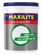 MAXILITE  Lót Ngoài Trời Tăng độ bền sơn phủ 48C - 75450 18L